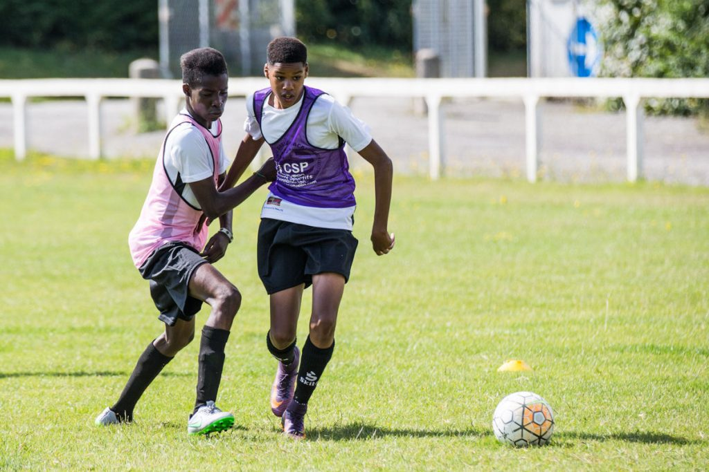stage football guinéen bretagne paris
