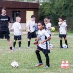 stage football parisien bretagne enfant