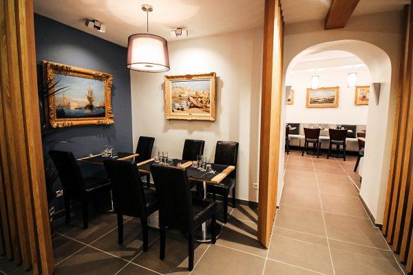 Quatre restaurants haut de gamme à découvrir