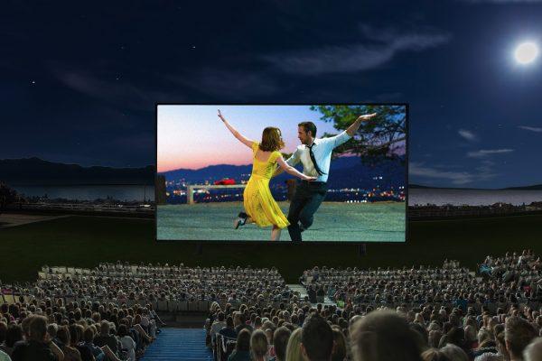 Cinéma en plein air – Le programme de l'été 2013 à Paris
