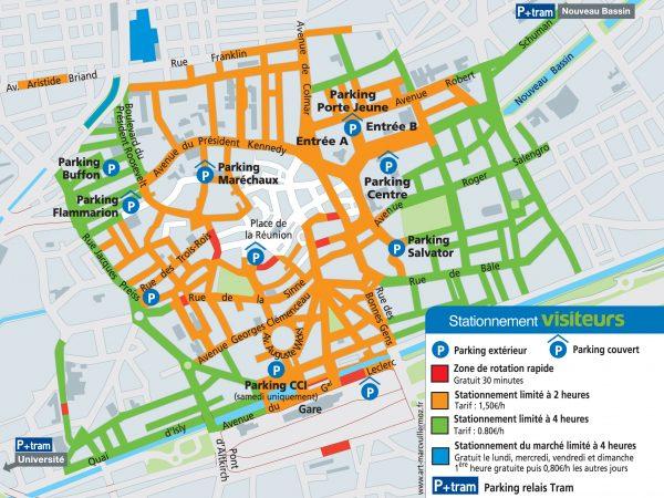 Stationnement gratuit à Paris